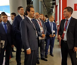 "Neftepromavtomatika's Exhibition Booth at ""Gas. Oil. Technologies 2018"" in Ufa Was Visited by More Than 100 Guests"